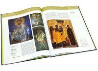 Иконы святых воинов. Подарочный альбом в футляре